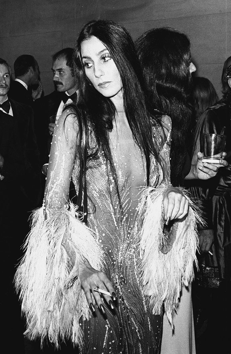 CHER+LONG+STRAIGHT+70S+HAIR