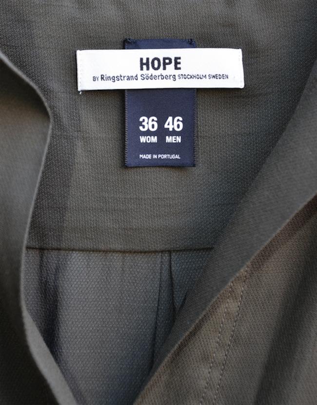 hope-sizing