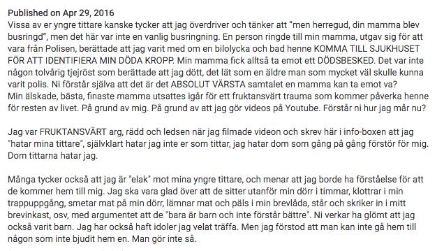 flickvän ex Hässleholm