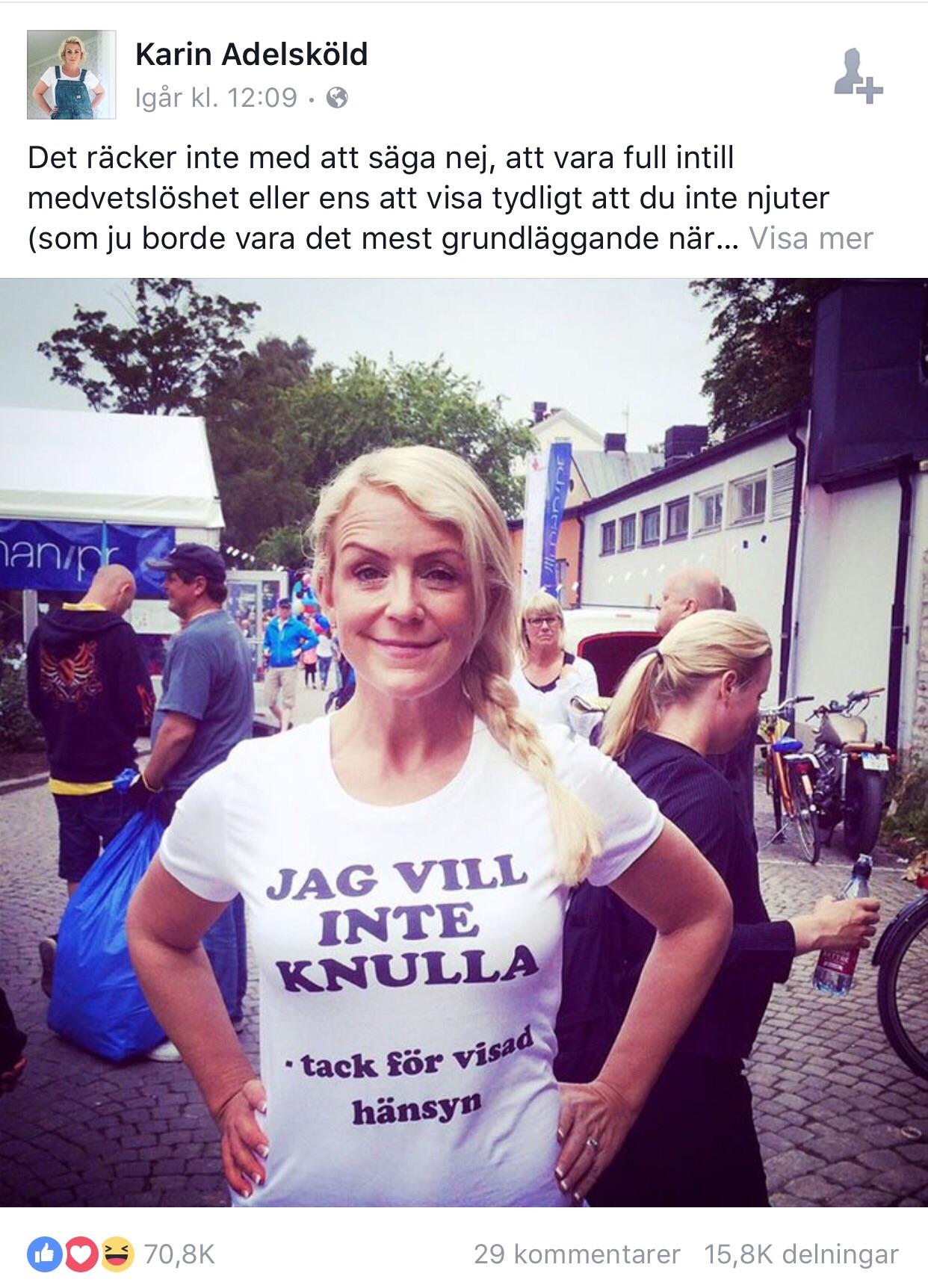 sociala media sluts dansa nära Göteborg