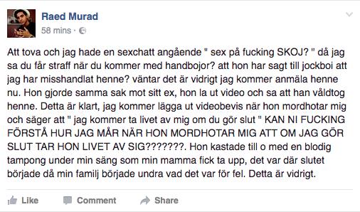 öris flickvän Jönköping