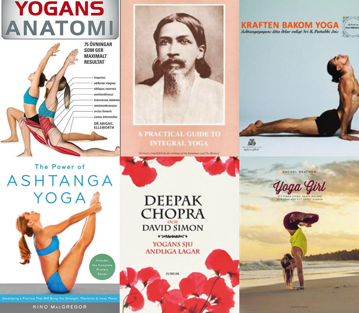 YogaCollage