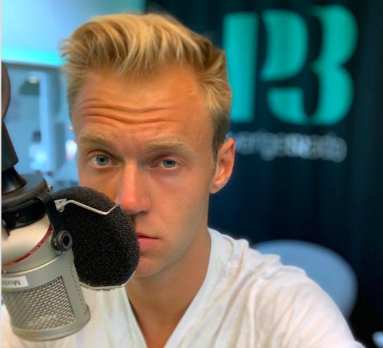 Sparkad från P3? | Fredrik Söderholm Nöjesguiden