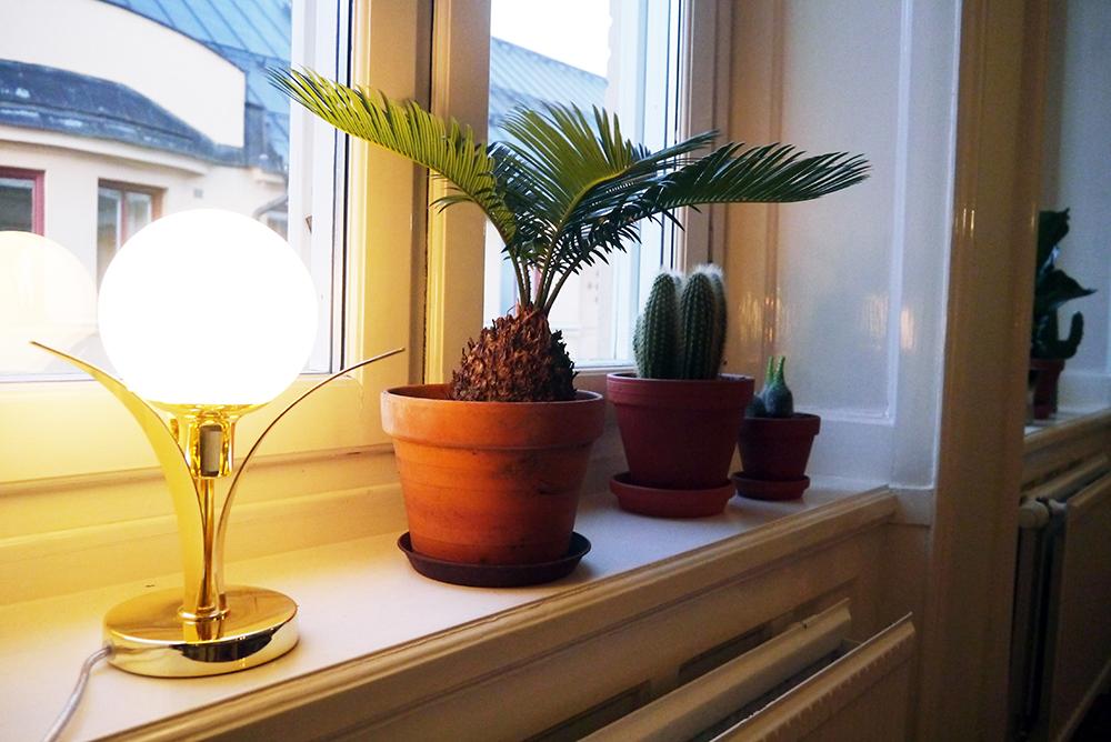 Köpte en lampa   Hanna Persson