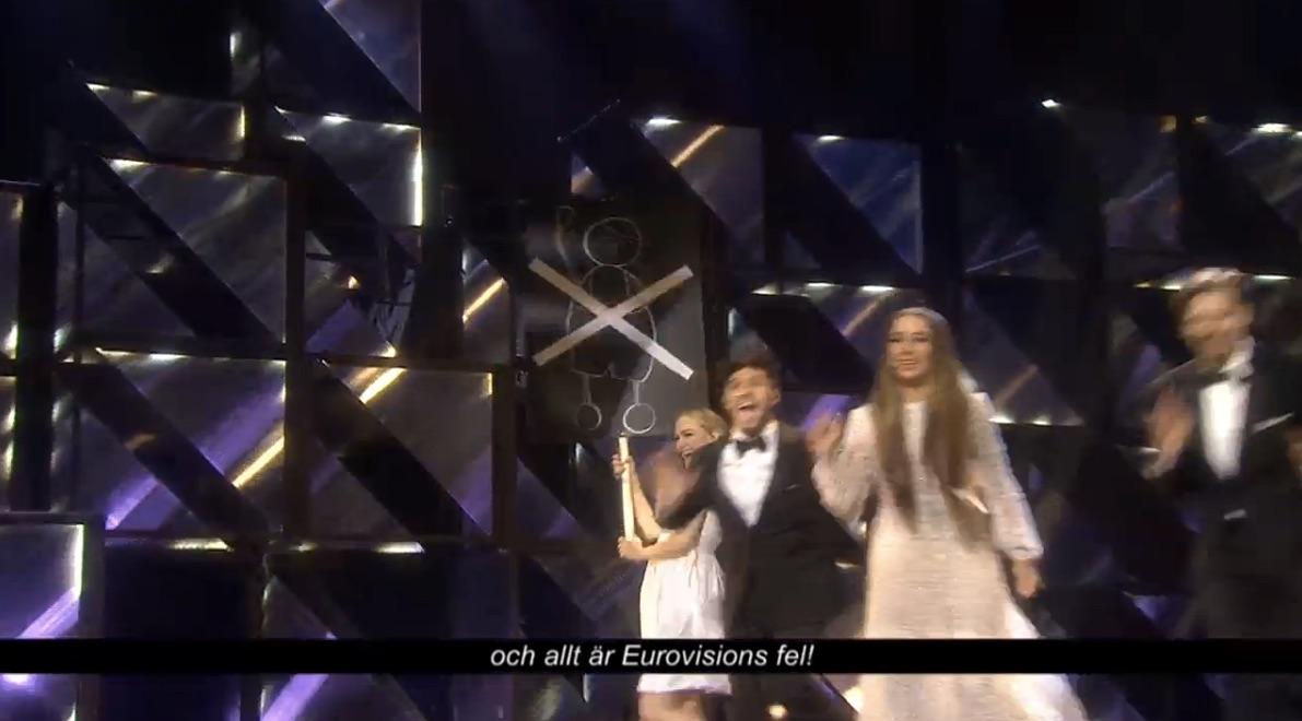 eurovisions fel