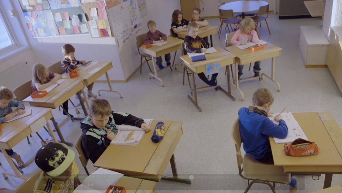 gamla klassrum