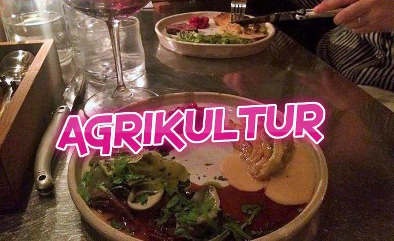 Agrikultur