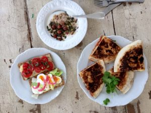 klassisk frukost vs tex mex-frukost