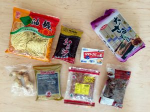 asian supermarket stuff