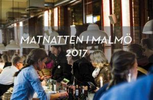 Matnatten i Malmö 2017