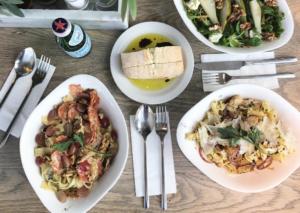 Vapiano introducerar Oatlys produkter på samtliga restauranger