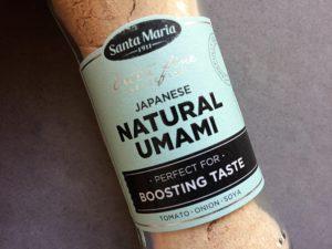Umami från Santa Maria