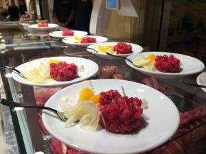 Eataly Stockholm: kött från Bergfalk