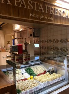 Eataly Stockholm: pasta