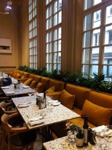 Eataly Stockholm: pizzerian i gamla tesalongen