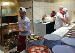 Eataly Stockholm: pizza