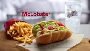 338088c99416 Denna McDonald's-take på en lobster roll är exklusiv för Kanada och New  England. Och inte heller tillgänglig hela tiden, utan dyker upp lite hipp  som happ ...