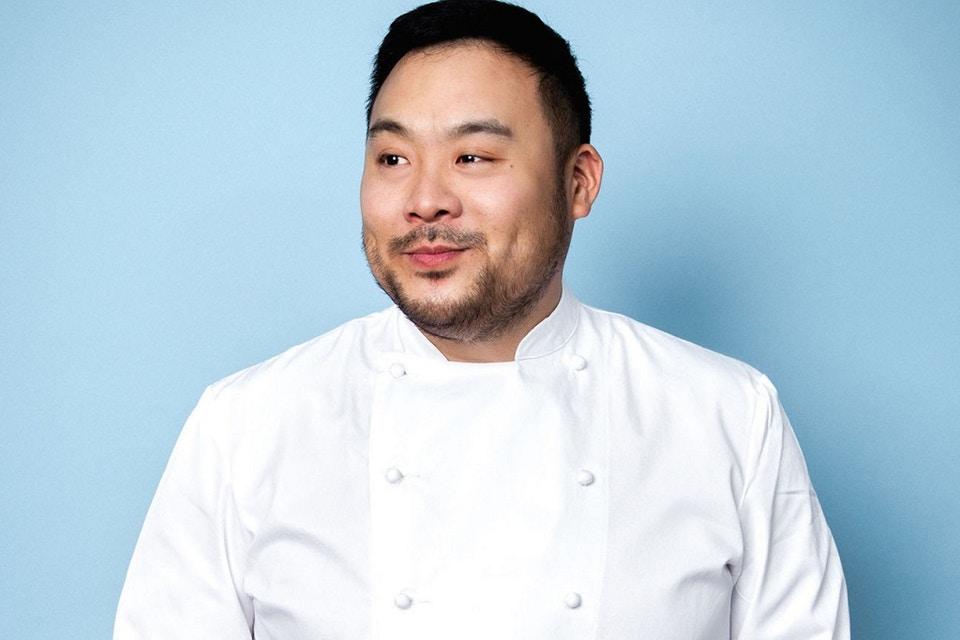 David Chang startar Majordomo Media, en ny produktionsplattform för mat och kultur-content