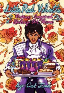 Kokbok inspirerad av Prince