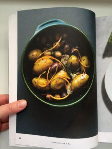 Varma oliver ut Enkel God Mat av Olle T Cellton