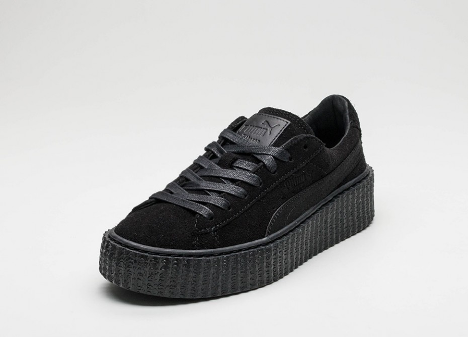 Puma Fenty Creepers Black